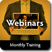 >Mark Condon iClub, Webinars